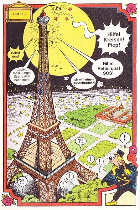 Geheimnis von Paris