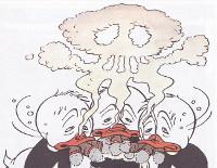 Daan Jippes - Viel Rauch um nichts
