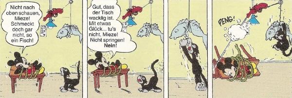 FIESELSCHWEIF  Comic des Monats  Juli 2011 Jagd