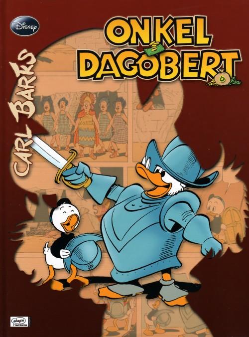 Barks Onkel Dagobert 6