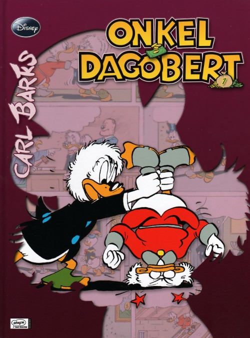 Barks Onkel Dagobert 7
