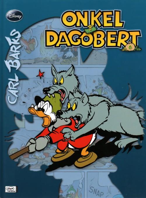 Barks Onkel Dagobert 8