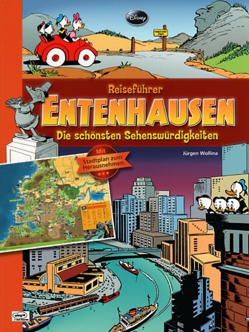 Reiseführer Entenhausen