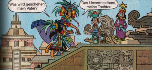 Das Orakel der Mayas