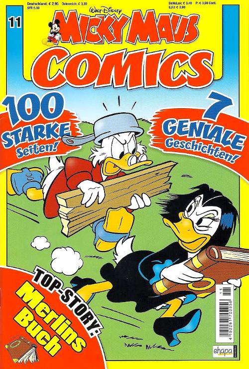 Micky Maus Comics 11
