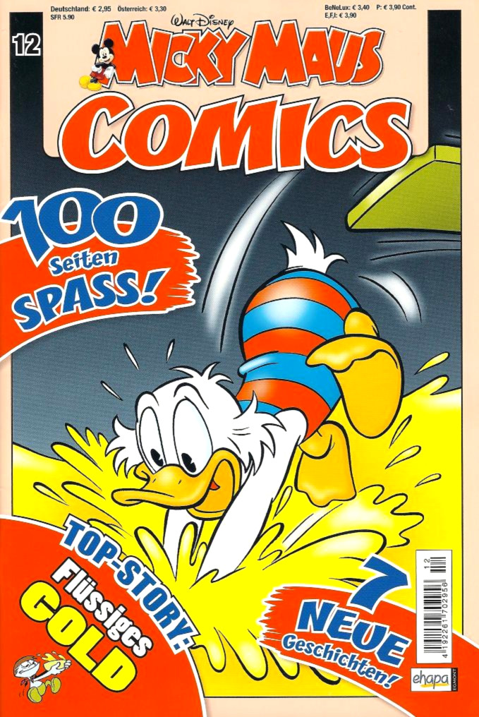 Micky Maus Comics 12