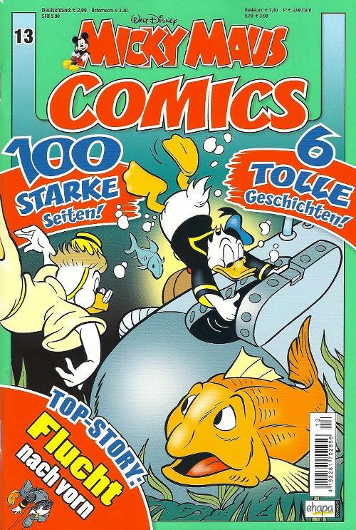 Micky Maus Comics 13