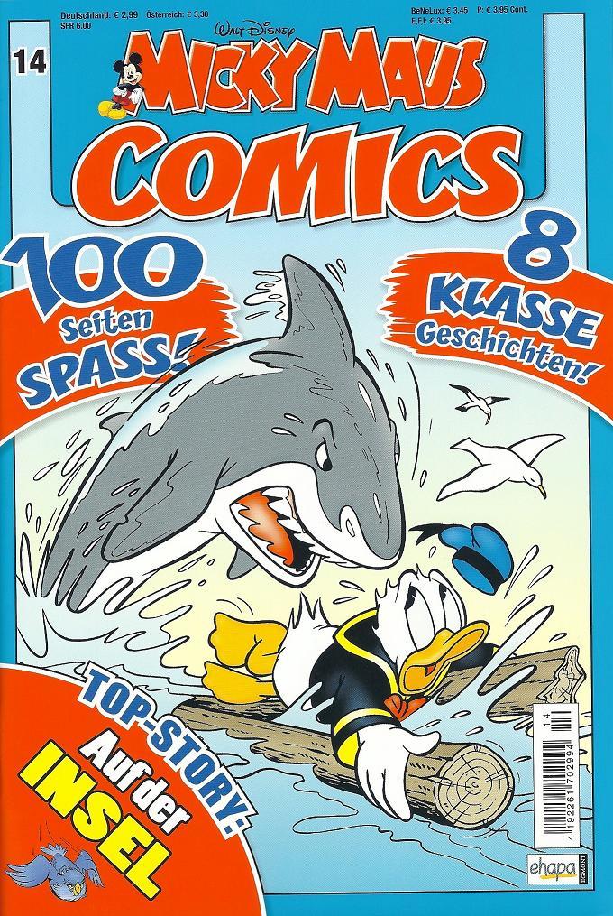Micky Maus Comics 14