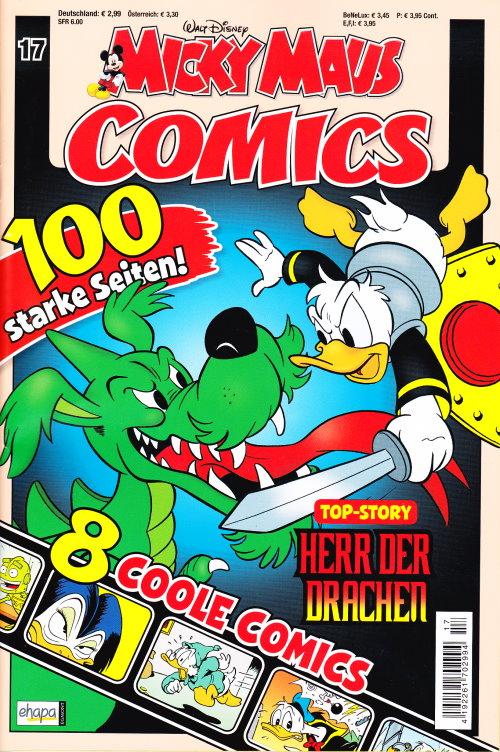 Micky Maus Comics 17