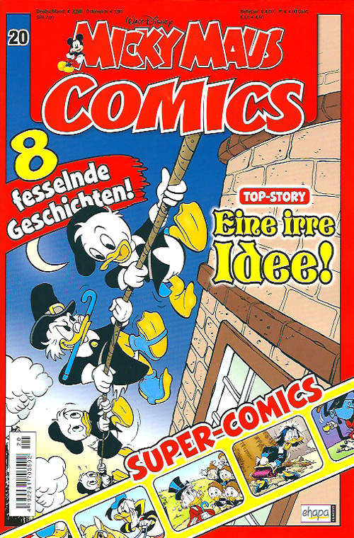 Micky Maus Comics 20