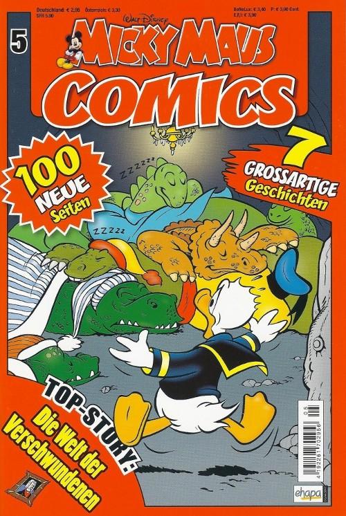 Micky Maus Comics 5