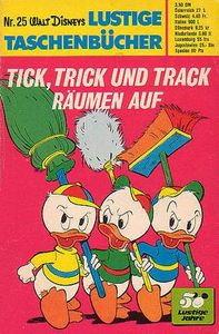 Tick Trick und Track