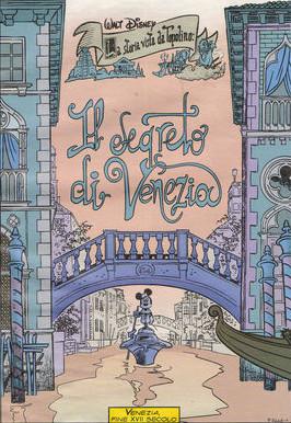 Il segreto di Venezia